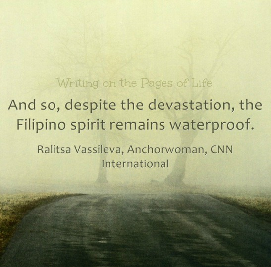 The Filipino Spirit