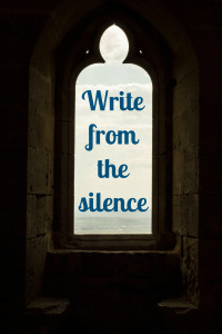 writing-and-silence